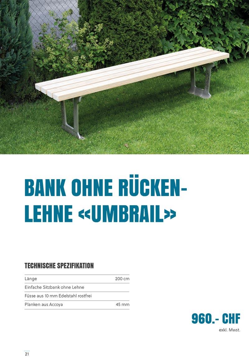 Parkbank-Bernina