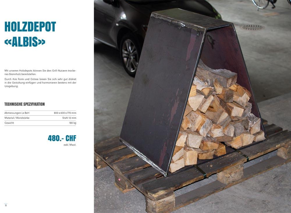 Holzdepot-Albis